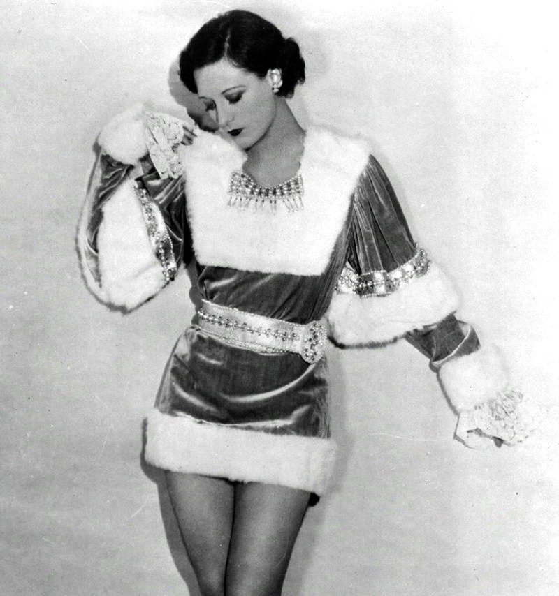 Christmas With The Crawfords 2021 Joan Crawford Christmas 1927 Fists And 45s