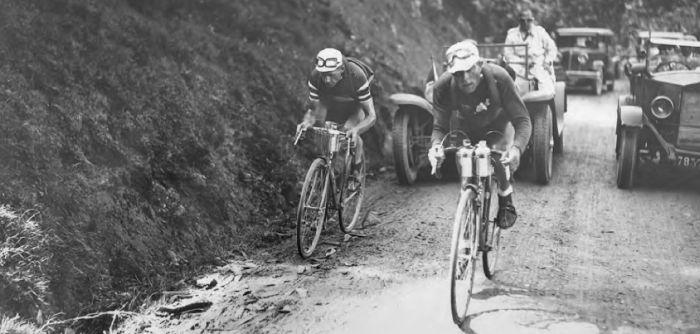 Tour De France, 1930 - Fists and .45s!